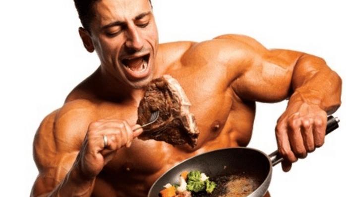 Exageración de proteínas