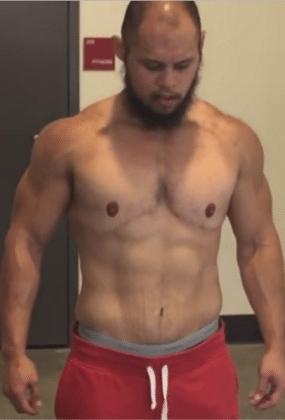 Determinación para bajar de peso