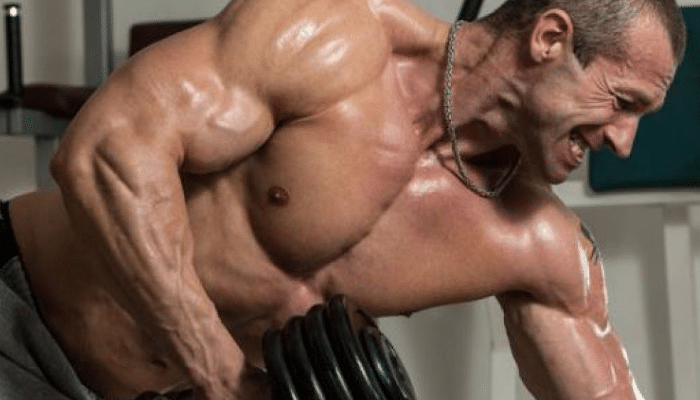 Músculos hipertroficos