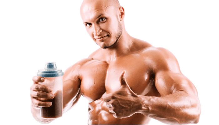 Polvo de proteína