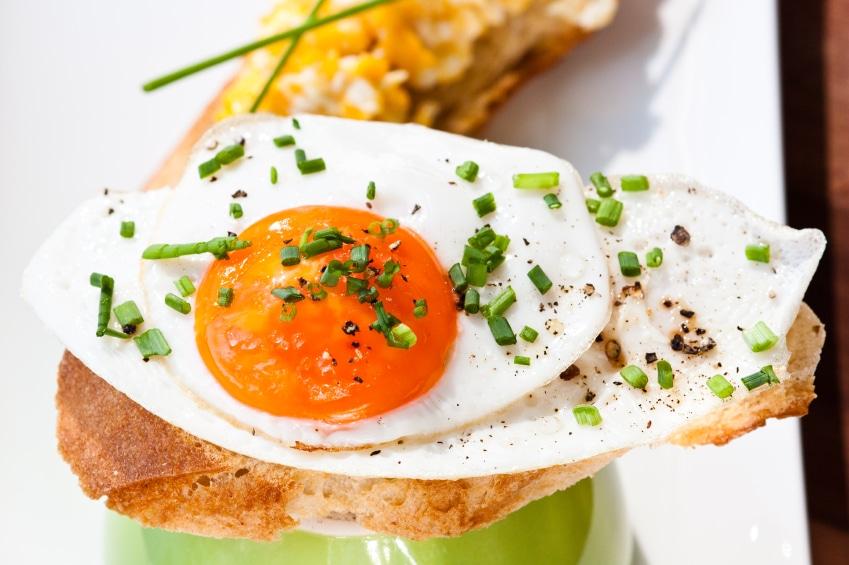 alimentos sanos para el desayuno