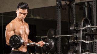 desarrollar músculos