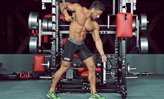 Estimulo del desarrollo muscular