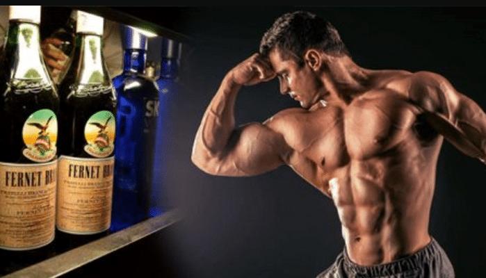 Síntesis de proteínas y el alcohol