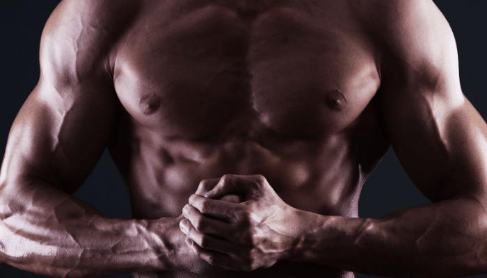 Hormonas de un culturista