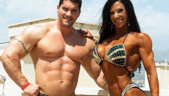 Modelos del fitness y culturismo