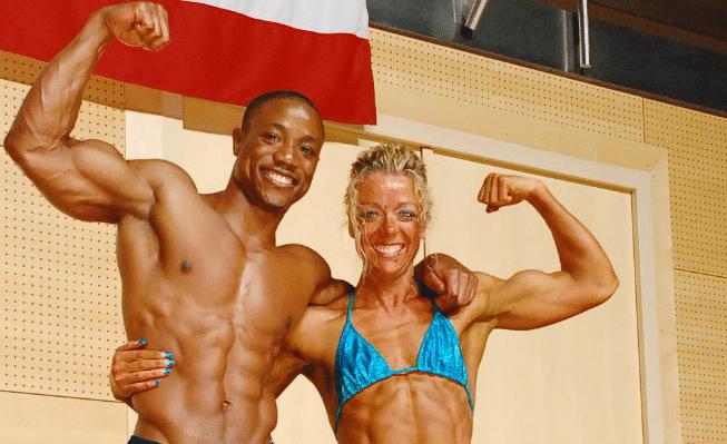 Cuerpos musculosos