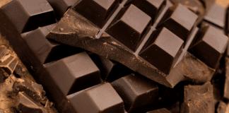 Chocolate en el culturismo