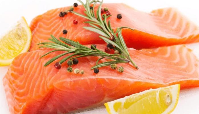 Salmon para el culturista