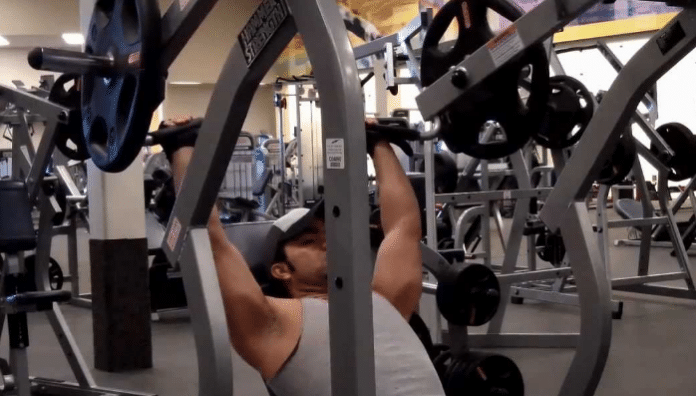 Maquinas para entrenar