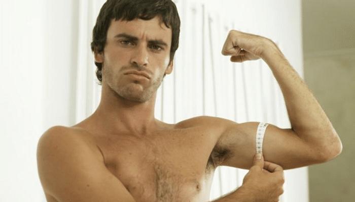 Crecimiento muscular estancado