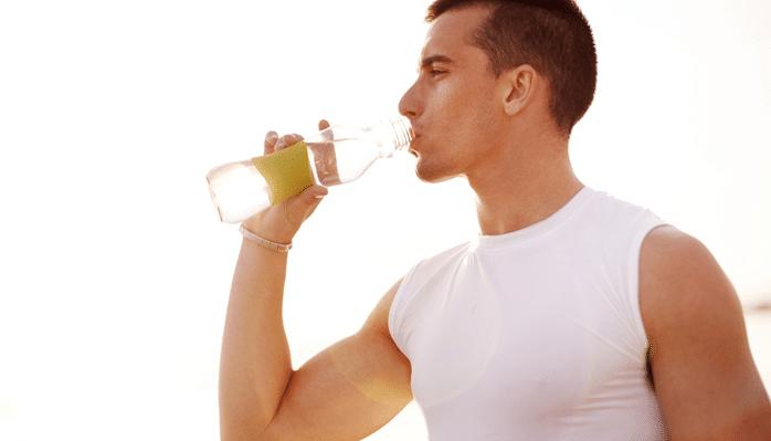 Recuperación con agua