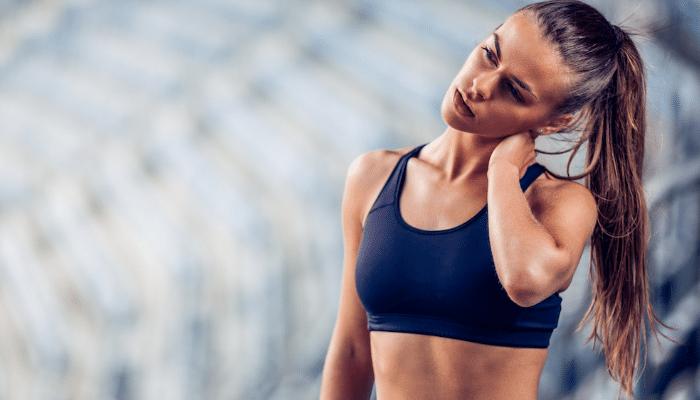 Sistema linfático de un fitness