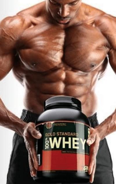 Suero de proteína