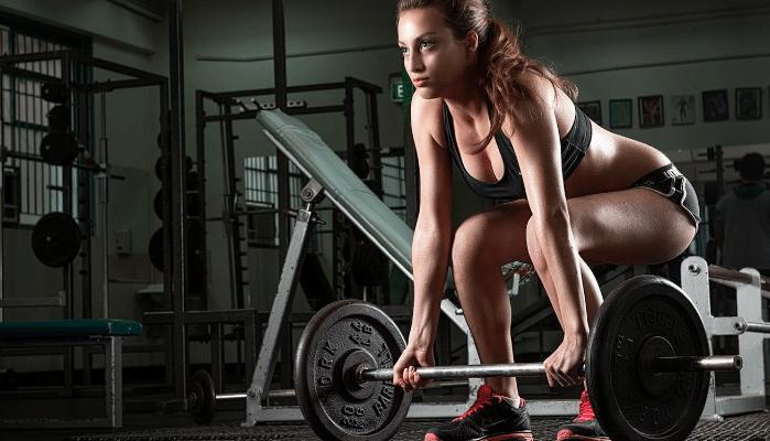 Competencia fitness