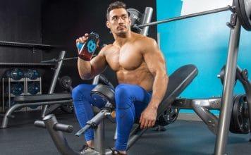 aumentar músculos más rápido