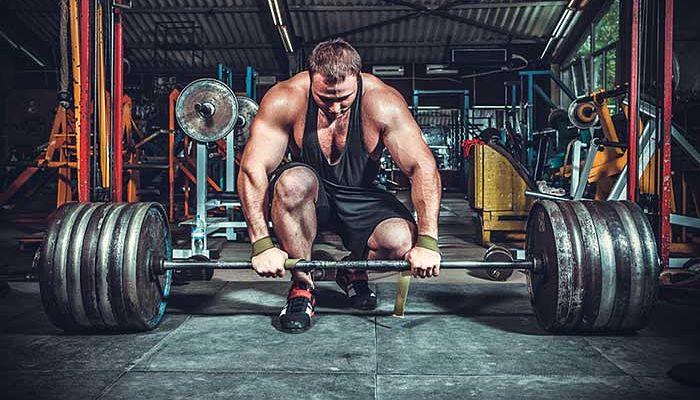 El poder del ejercicio de la fuerza máxima