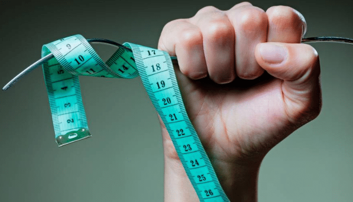 una dieta fitness