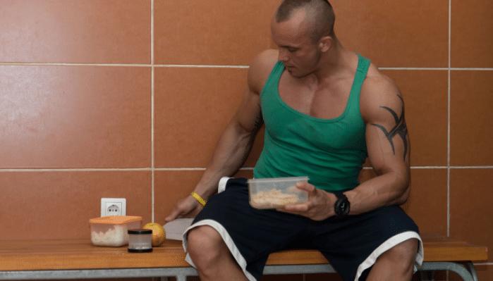 Comida post entrenamiento