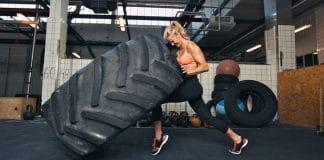 entrenamiento crossfit en casa para mujeres