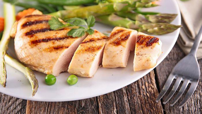 pechuga de pollo tienen un valor nutricional