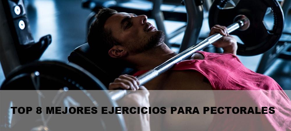 ejercicios para pectorales
