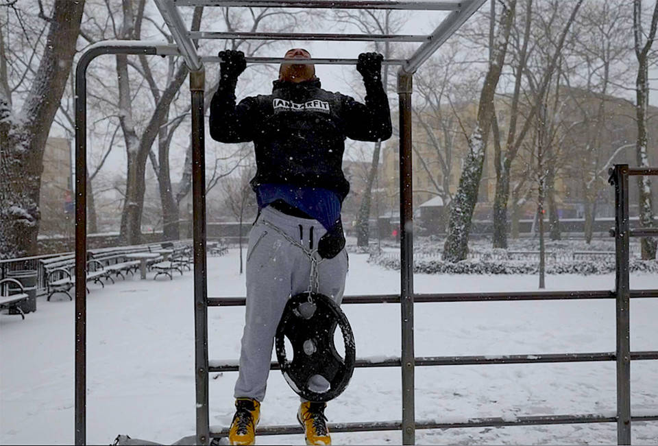ejercicios de pull ups