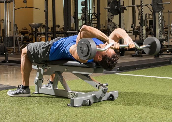 desarrollar tríceps